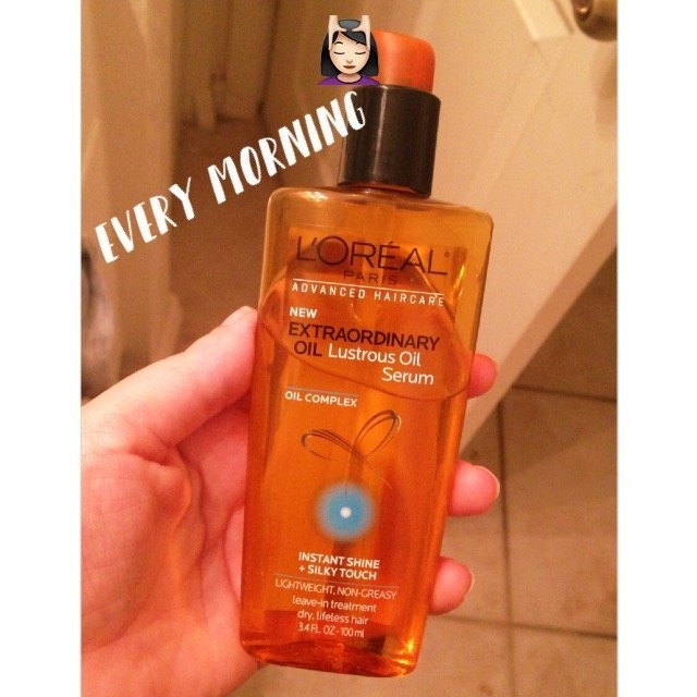 L'Oréal Advanced Haircare Extraordinary Oil Collection uploaded by Jessica M.