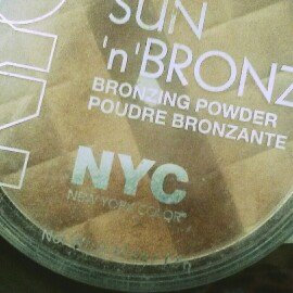Photo of New York Color Bronzer Powder Pressed Sun n Bronze Fire Island Tan uploaded by Lizet M.