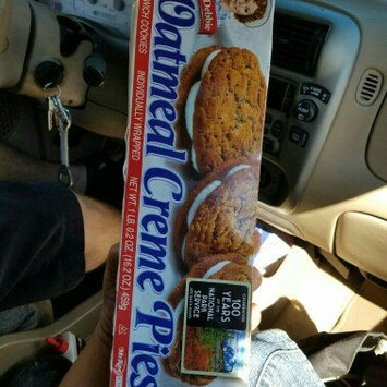 Little Debbie Oatmeal Creme Pies - 12 CT uploaded by Brooklyn D.