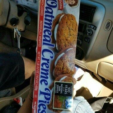 Little Debbie Oatmeal Creme Pies - 12 CT uploaded by Brooklyn D.