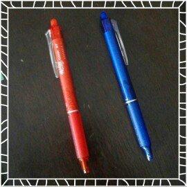 Photo of Pilot FriXion Clicker Erasable Gel Pens uploaded by Alisha D.