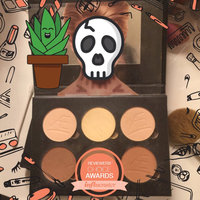 Aesthetica Cosmetics Contour and Highlighting Powder Foundation Palette / Contouring Makeup Kit; Easy-to-Follow, Step-by-Step Instructions Included uploaded by Linda R.
