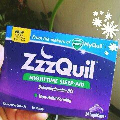 ZzzQuil Nighttime Sleep-Aid Liquid, Warming Berry uploaded by Lidia Z.