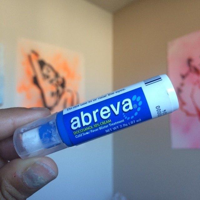 Abreva Docosanol 10% Cream Cold Sore Treatment uploaded by Chanel ✨.