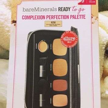 Bareminerals Bare Escentuals bareMinerals Ready To Go Complexion Perfection Palette uploaded by Jenn T.