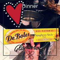 DeBoles All Natural Pasta Spaghetti Style uploaded by Kat S.