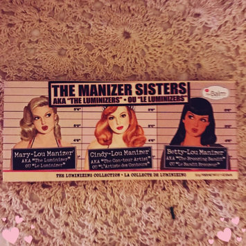 the Balm - the Manizer Sisters Luminizers Palette uploaded by Maryfrances C.