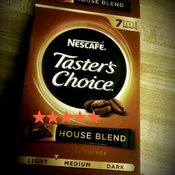 Photo of NESCAFÉ Taster's Choice House Blend Single Serve Packets uploaded by Claudia B.