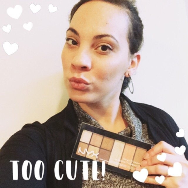 NYX Cosmetics Go-To Palette uploaded by Robin H.