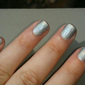 Photo of Layla Cosmetics Hologram Effect Nail Polish uploaded by Cindy S.