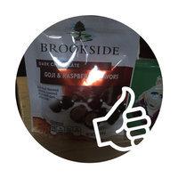 Brookside Dark Chocolate Goji & Raspberry Flavors uploaded by Angela P.