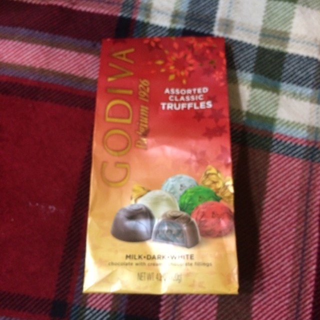 Godiva Assorted Classic Truffles uploaded by Sep K.
