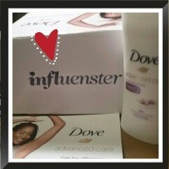 Dove Advanced Care Antiperspirant, Lavender Fresh uploaded by Tammy N.