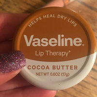 Vaseline® Lip Therapy® Cocoa Butter Lips Lip Balm Tin uploaded by Katherine C.