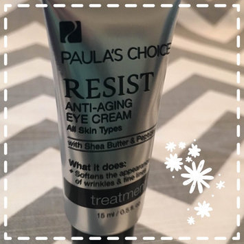 Photo of Paula's Choice 'Resist' Anti-Aging Eye Cream uploaded by Bethany B.