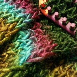 Knit Quick Kit by Loops & Threads uploaded by Rachel S.