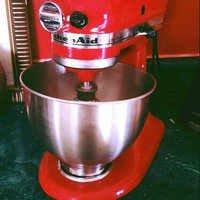 KitchenAid 4.5 qt. Ultra Power Stand Mixer - Empire Red uploaded by Magen S.
