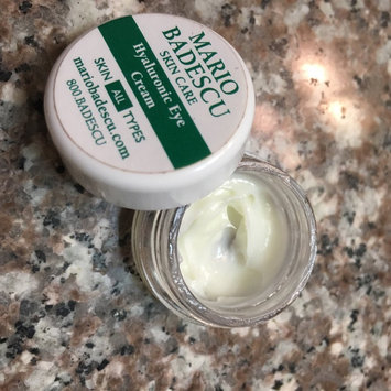 Photo of Mario Badescu Hyaluronic Eye Cream None uploaded by Courtney M.