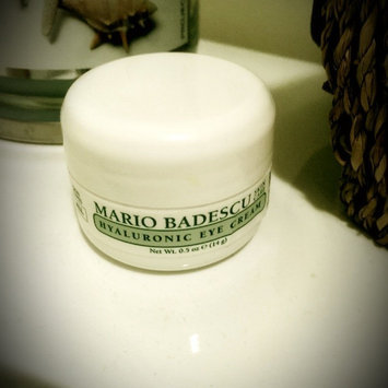 Photo of Mario Badescu Hyaluronic Eye Cream None uploaded by Christine M.