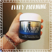 La Mer Creme de La Mer, Blue Heart World Oceans Day uploaded by Lesley J.