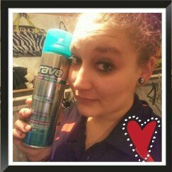 Rave 4X Mega Unscented Hairspray With ClimaShield uploaded by Jamie L.