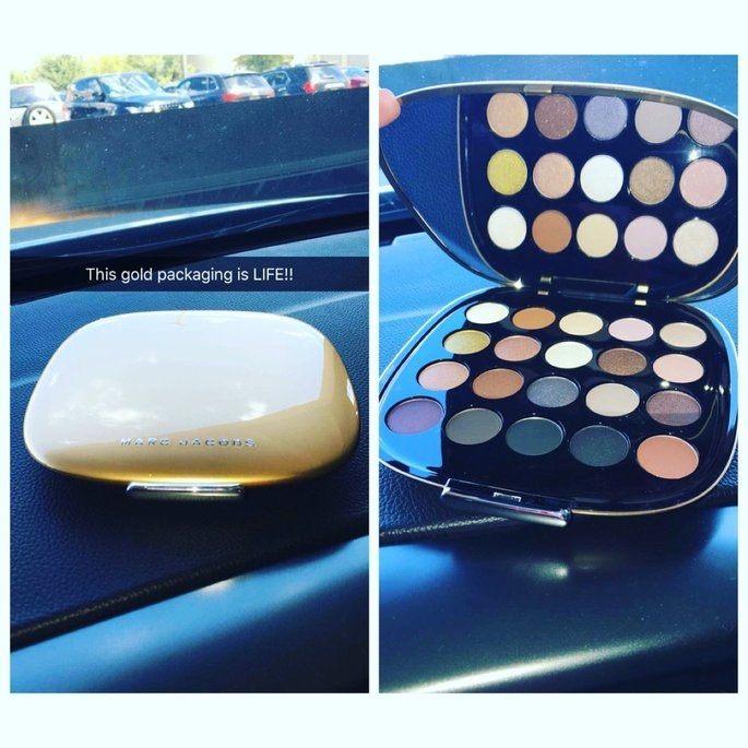 Marc Jacobs Beauty Style Eye Con No 20 Eyeshadow Palette uploaded by silvana w.