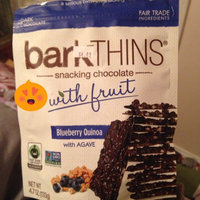Bark Thins Snacking Chocolate Blueberry Quinoa with Agave uploaded by Brittany W.