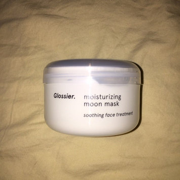 Photo of Glossier Moisturizing Moon Mask uploaded by Sarah C.