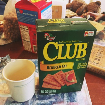 Keebler Club Crackers Reduced Fat uploaded by Laura J M.