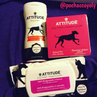 Attitude furry friends Pet Grooming Wipes 100% Biodegradable & Natural, Fragrance Free, 72 count uploaded by Yoly O.