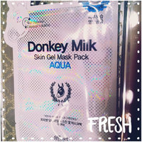 Freeset Donkey Milk Skin Gel Mask Pack Aqua uploaded by Farah M.