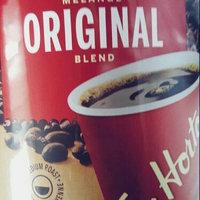Pack of 2 Tim Horton's 100% Arabica Medium Roast Original Blend Ground Coffee, 32.8 oz uploaded by Alexandria D.