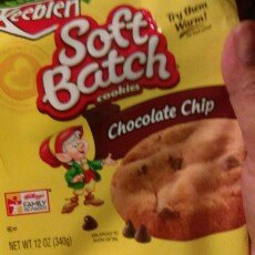 Photo of Keebler Soft Batch Chocolate Chip Cookies uploaded by Shanda P.