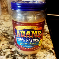 Adams® 100% Natural Unsalted Crunchy Peanut Butter 16 oz. Jar uploaded by Isabell B.