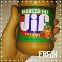 Jif Reduced Fat Peanut Butter Spread uploaded by Madeline C.