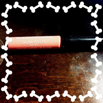 Photo of Laura Geller Color Luster Lip Gloss uploaded by Mikaikylife S.