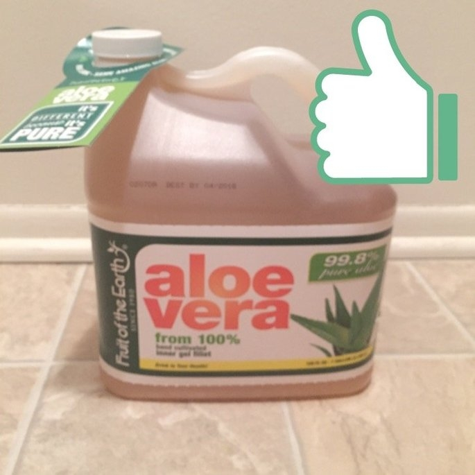 Fruit Of The Earth Aloe Vera Juice uploaded by Heather H.
