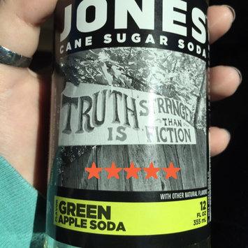 Jones Green Apple Soda uploaded by Haley J.