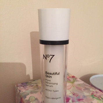 Photo of Boots No7 Beautiful Skin Pore Minimising Serum uploaded by Kelly G.