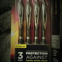 Sanford Ink Corporation Gel Pen, Retractable, Refillable, .7mm Point, 4/PK, Black uploaded by Bree I.