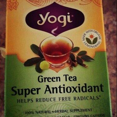 Yogi Tea Green Tea Super Antioxidant uploaded by Alyssa K.