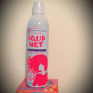 Photo of Aqua Net Professional Hair Spray uploaded by Tania G.