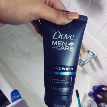 Photo of Dove Men+Care Hydrate+ Face Wash uploaded by Kayla B.