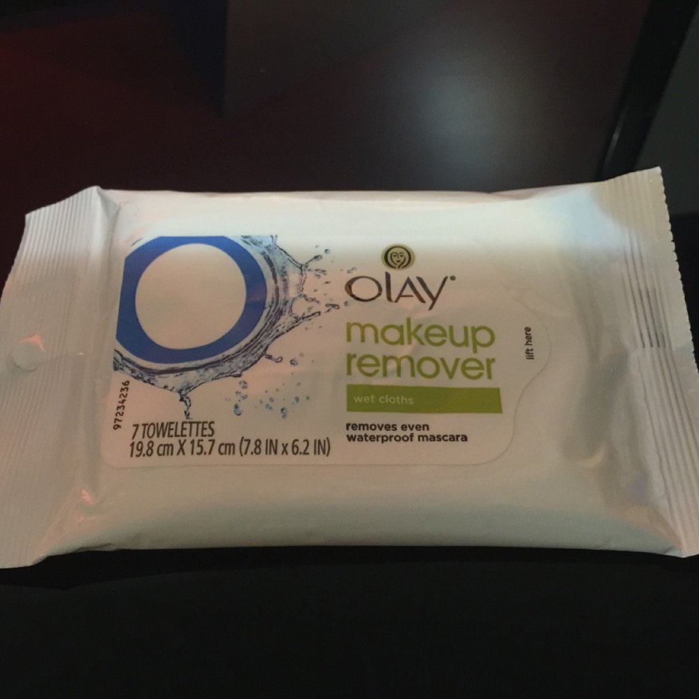 Olay Make-Up Remover Wet Cloths