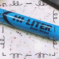 Hi-liter HI-LITER Desk Style Highlighter, Chisel Tip, Light Blue Ink, 1 Dozen uploaded by Melissa F.
