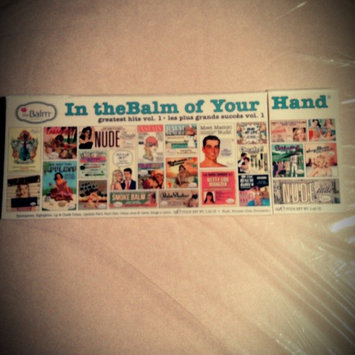 Photo of the Balm - In the Balm of Your Hand Greatest Hits Vol 1 Holiday Face Palette uploaded by Amy B.