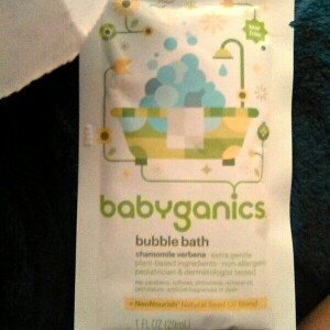 Photo of Babyganics Bubble Bath Chamomile Verbena uploaded by Melissa P.