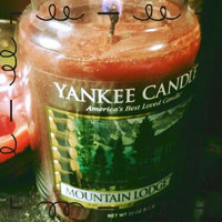 Yankee Candle Mountain Lodge Large Jar Candle, Fresh Scent uploaded by Hailey M.