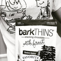 Bark Thins Snacking Chocolate Blueberry Quinoa with Agave uploaded by Jessie A.