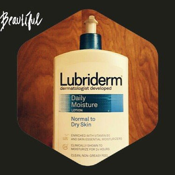 Lubriderm Dermatologist Developed Normal to Dry Skin Daily Moisture Lotion uploaded by Brittany N.